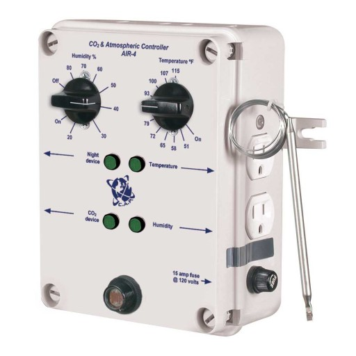"""C.A.P."" BRAND ""AIR 4"" ATMOSPHERIC CONTROLLER (2 UNITS AVAILABLE)"